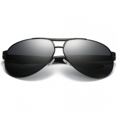 Polarized Aviator Sunglasses LM069 (63-12-135)