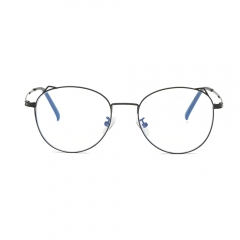Cat Eye Fashion Blue-light Block Eyeglasses EG5825 (54-19-141)