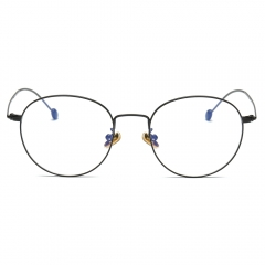 Fashion Artsy Round Eyeglasses EG9602 (50-18-145)