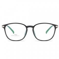 Retro Transparent TR90 Eyeglasses EG8139 (51-18-131)