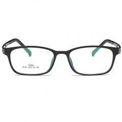 Retro Rectangle TR90 Eyeglasses EG8145 (51-19-136)