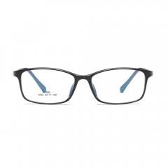 Fashion Artsy Rectangle TR90 Eyeglasses EG8153 (53-17-138)