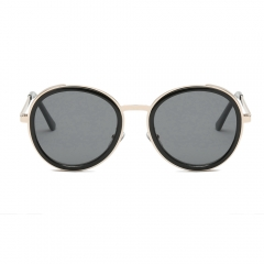 Punk Round Sunglasses LM2269 (61-15-140)