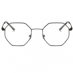 Fashion Octagon Eyeglasses EG9702 (53-20-138)