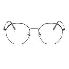 Fashion Artsy Octagon Eyeglasses EG18010 (50-19-141)