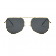 Fashion Artsy polygon Sunglasses LM8024 (61-22-136)