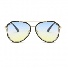 Fashion Color Aviator Sunglasses LM8922 (62-15-132)