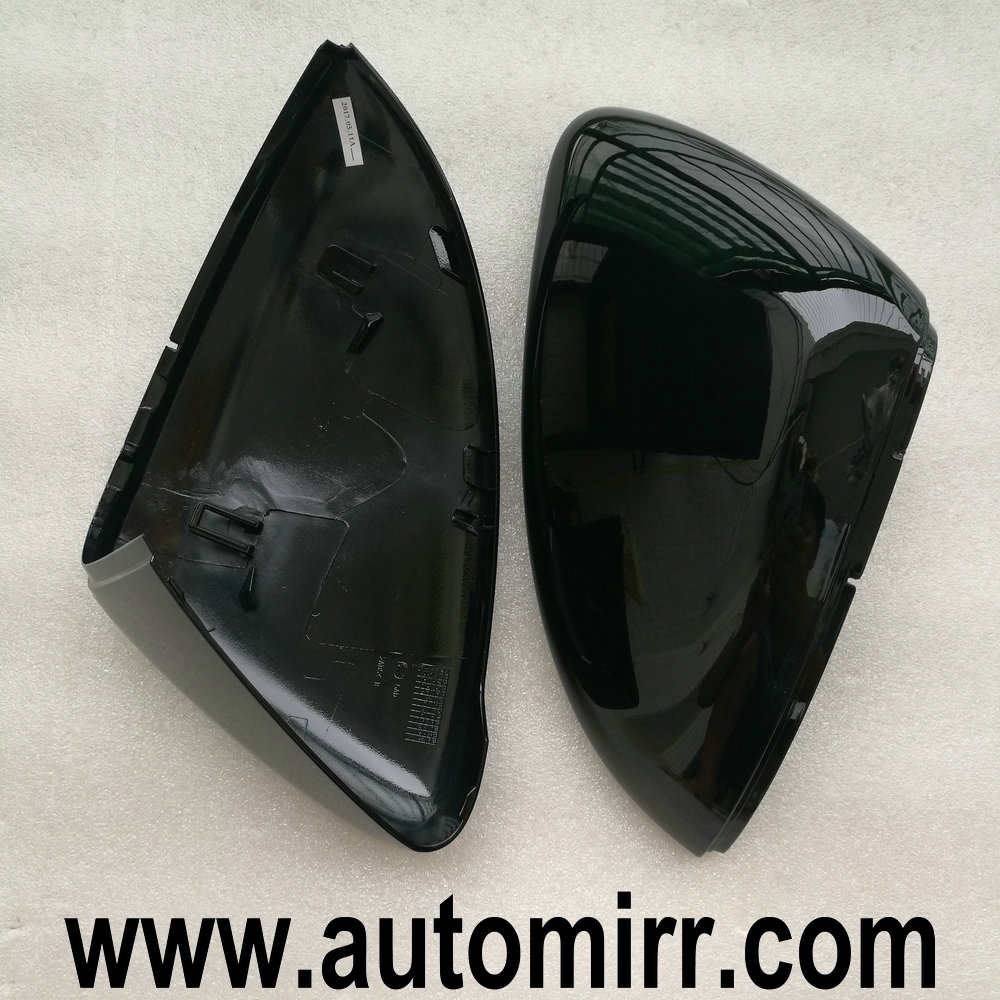 Glossy Black Side Wing Mirror Cover Golf Mk7 Gti 7 Polo