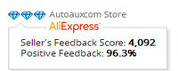 Our Aliexpress feedback wall