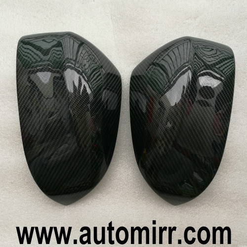 X3 X4 X5 X6 Carbon Fibre Side View Wing Mirror Cases fit BMW 2014 2015 2016 replacement Black Cover trim F25 LCI F26 F15 F16