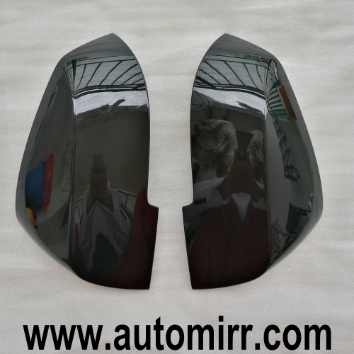BMW Side View Wing Mirror Covers caps fit 1 2 3 4 series X1 F31 F20 F22 F23 F30 F32 F34 F36 E84 Replacement Glossy Piano Black Shiny