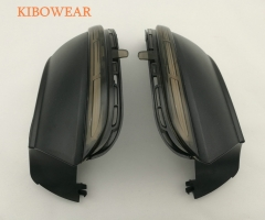 Kibowear Dynamic Sequential Mirror Indicator LED Turn Signal lights for Passat B7 Scirocco CC Jetta MK6 VW
