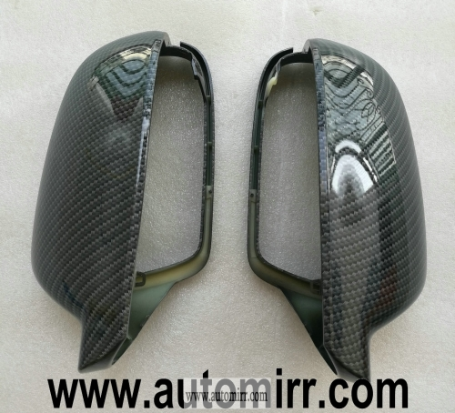 Audi A4 A5 RS4 RS5 B8.5 Side Wing Mirror Covers caps fit Audi A3 A4 A5 S5 RS5 RS4 replacement carbon look
