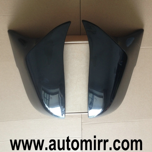 F32 F35 Black Glossy Side wing Mirror Cases replace fit BMW 1 2 3 4 series GT X1 F20 F30 ( looks like M3 M4 style)
