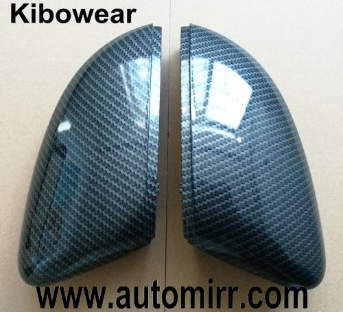Wing Mirror Cover For Vw Golf Mk6 Mk7 Mk5 Scirocco Passat Polo Jetta