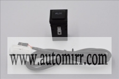 VW RCD510 RCD210 RCD310 RNS315 Aux input 5KD035724A 3.5mm jack input interface kit Passat B6 B7 CC Golf Mk6 Jetta
