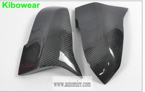 BMW Carbon Fiber Side Wing Mirror Cover Caps ( M3 style ) fit BMW X1 F20 F30 Carbon Fiber 1 2 3 4 series F23 F31 F32 F33 F36