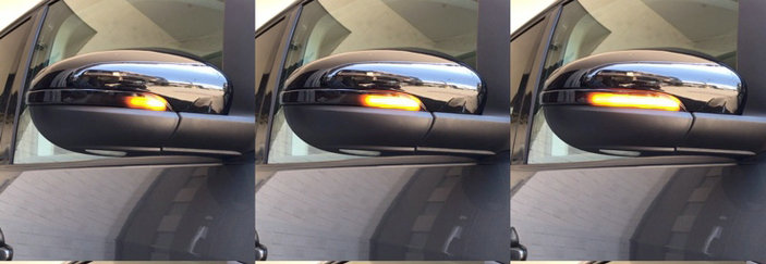 Dynamic Blinker LED Turn Signal