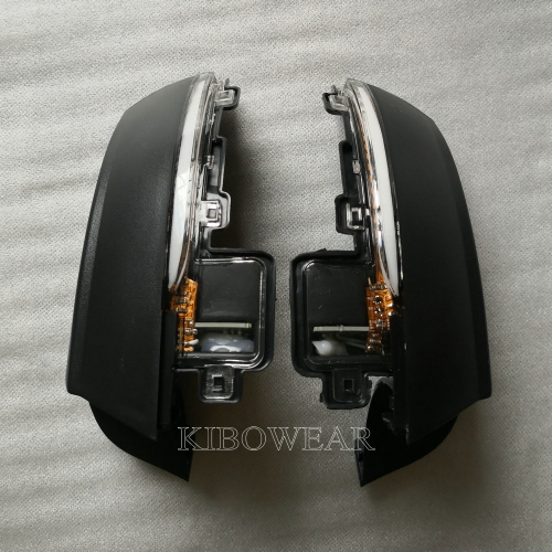 Kibowear VW Polo 6R 6C MK5 Dynamic Blinker Sequential LED Turn Signal Mirror Indicator 2010 2011 2012 2013 2014 2015 2016 2017