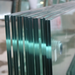 Laminated glass Annealed or tempered