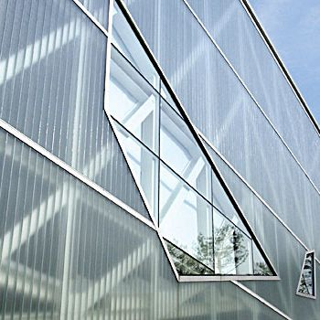 Case of LABER® U glass U channel glass-Seoul National University Museum of Art
