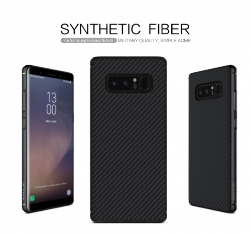 Samsung Galaxy Note 8 Synthetic fiber Cover Case