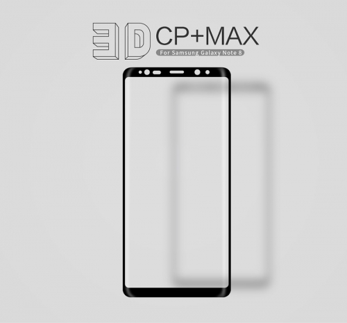 Samsung Galaxy Note 8 3D CP+MAX Anti-Explosion Glass Screen Protector