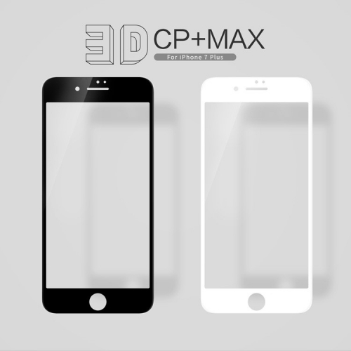 Apple iPhone 7 Plus 3D CP+ MAX Anti-Explosion Glass