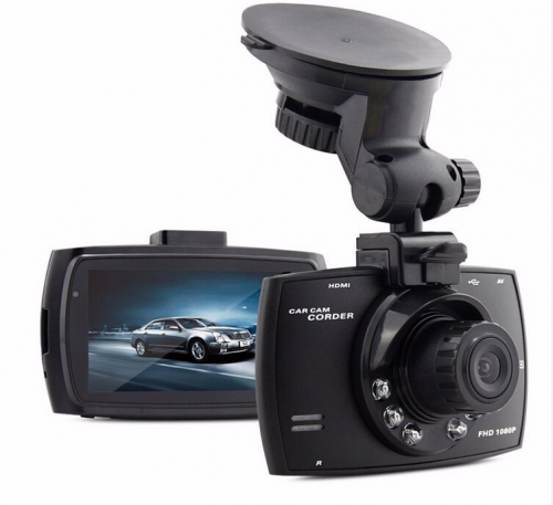 "Car DVR G30 2.7"" Full HD 1080P Car Camera 170 Degree Wide Angle Recorder Motion Detection Night Vision G-Sensor"