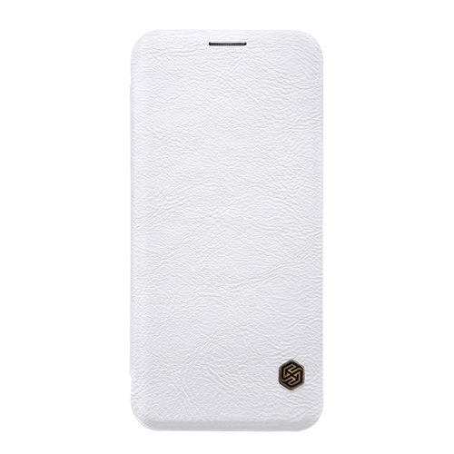 Samsung Galaxy S9+ Qin leather case