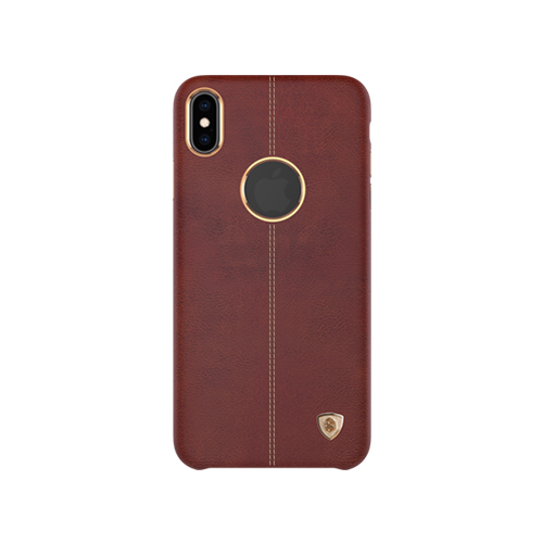 Apple iPhone XS Englon Leather Cover