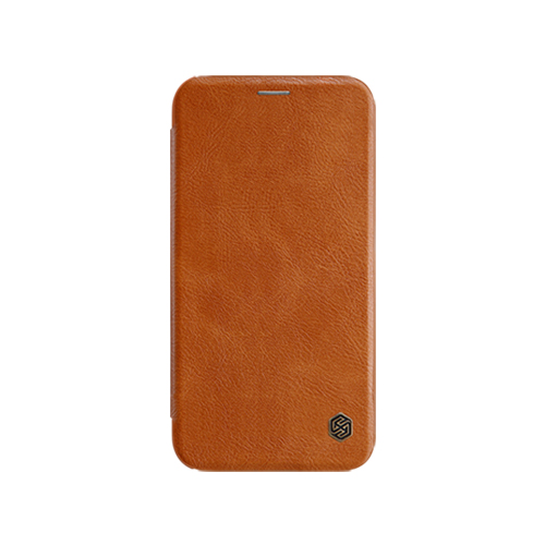 Apple iPhone XR Qin leather case