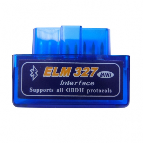 Mini Elm327 Bluetooth OBD2 V1.5 OBD 2 Car Diagnostic-Tool Scanner With Original PIC18F25K80 Chip