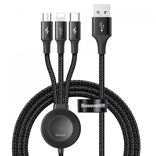 Baseus Star Ring 4in1 USB Charging Cable