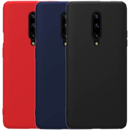 OnePlus 7 Pro Nillkin Rubber Wrapped Protective Cover Case