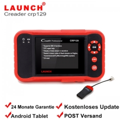Launch X431 CRP129 Auto OBD2 Codeleser Diagnose Scanner EPB SRS Als VIII VII+ DE