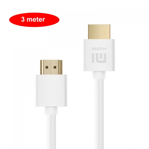 Xiaomi 3 meters HDMI to HDMI extension cable