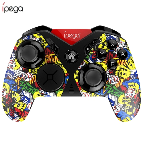 ipega PG-SW001 Bluetooth gamepad for Nintendo Switch Wireless Game Controller joystick for N-Switch game console Android / IOS / PC