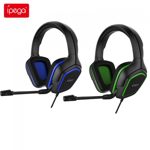 ipega PG-R006 Gaming Headset 3.5 mm headphones with noise reduction for PS4 / PC N Switch