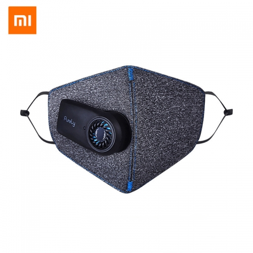 Xiaomi Purely KN95 Air Pollution Mouth Face Mask Rechargeable Anti-Dust Air Breathing Mask PM2.5 Outdoor Filter