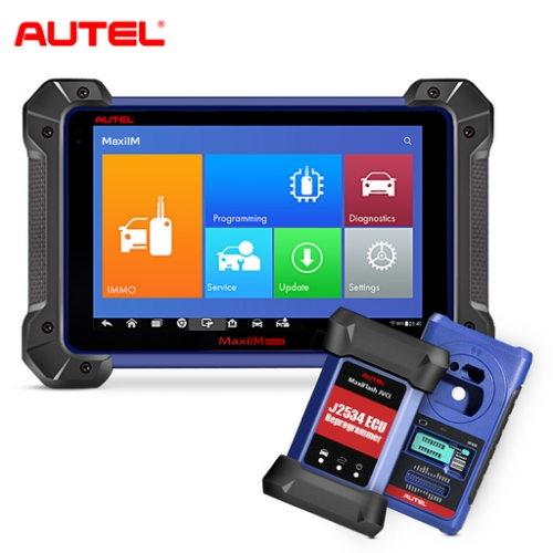 Autel MaxiIM IM608 Diagnostic & Key Programming Tool Program Keys as Auro OtoSys IM600 MX808IM