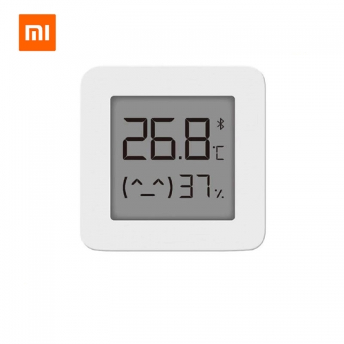 Xiaomi Mijia Bluetooth Temperature hygrometer 2 Wireless Smart Electric Digital Sensor Screen Smart Home Work with Mijia App