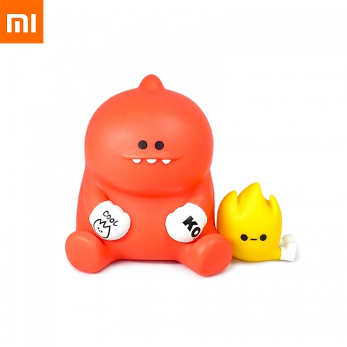 Xiaomi Mi Redmikino Figurine Doll Display Gifts Children's Toys With Exclusive Identity Cards And Stickers Tools