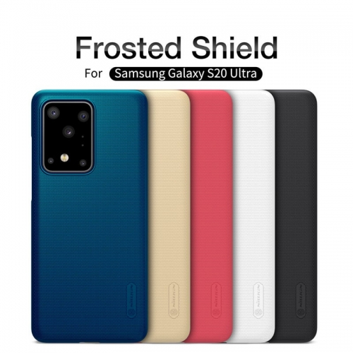 Nillkin Super Frosted Shield Case for Samsung Galaxy S20 Ultra