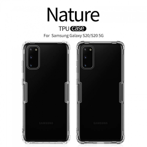 Nillkin Nature TPU Case for Samsung Galaxy S20