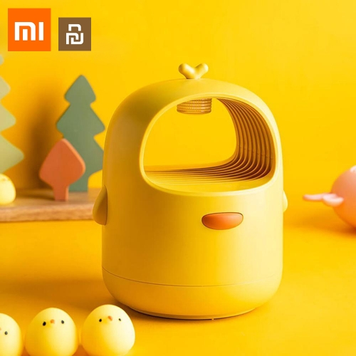 Xiaomi Youpin 9PIG mosquito killer mosquito lamp Cute yellow duck design USB power photocatalysis Low noise fly trap Baby repellent lamp
