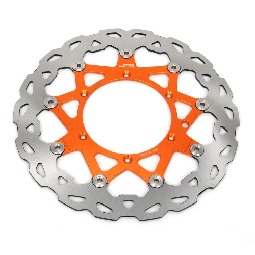 Motorbike 320MM floating brake disc rotor front For KTM EXC GS EXCF SX SXF SXS XC XCR XCW XCF XCRF MXC MX SMR SIX DAYS Supermoto