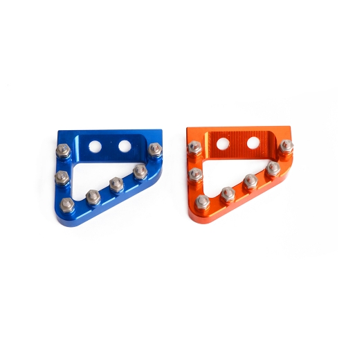 Step plate for rear shift lever lever For KTM SX SXF EXC EXCF XC XCF XCW 125 150 250 300 350 450 500 2017-2020