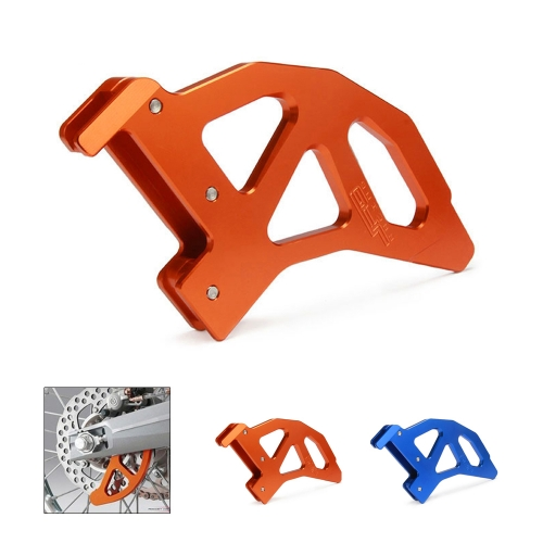 Motorcycle brake disc protection rear for KTM HUSQVARNA HUSABERG SX EXC XC XCW SXF XCF XCFW MXC TE FS FX TC FC FE