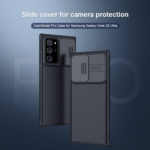 Nillkin CamShield Cover Case for Samsung Galaxy Note 20 Ultra